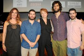 Entrega de los premios del festival Films Infest