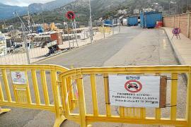 Preocupación en el Port de Sóller por la pérdida de 160 plazas de aparcamiento