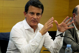 Manuel Valls: «La idea de un pueblo catalán para mí no existe»