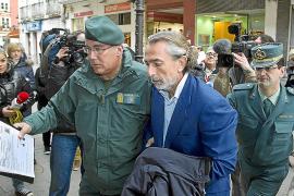 Correa y Crespo se niegan a declarar ante el juez que instruye una pieza del 'caso Gürtel'