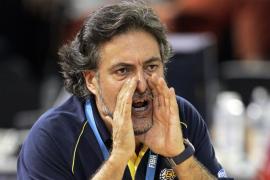 Pepu Hernández, nuevo entrenador del conjunto verdinegro