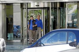 Unos 'butroneros' entran a robar en las oficinas de Cursach en Son Valentí