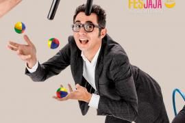Berto Romero regresa al Fesjajá para presentar 'Mucha tontería' en Trui Teatre