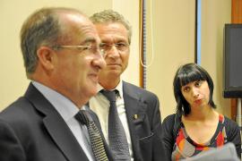 El PSIB acusa a Salom de llevar al Consell a «una muerte lenta»
