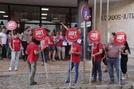 Los funcionarios interinos de Justicia piden al Ministerio que paralice la ocupación masiva de plazas