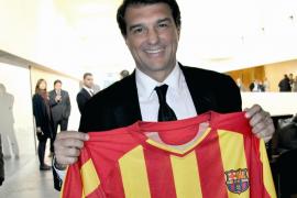 Laporta aclarará si será candidato cuando  abandone la presidencia del FC Barcelona