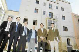 Isern «repenserá» el proyecto de rehabilitación de las torres de El Temple