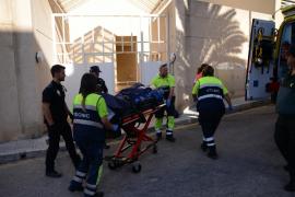 Un residente alemán cae al vacío en Andratx mientras regaba las plantas