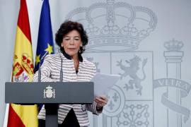 El Gobierno responde al ultimátum de Torra: «Autogobierno sí, independencia no»