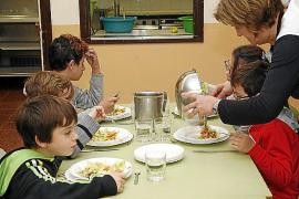 Baleares ofrece los menús escolares más caros de España