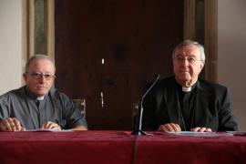 Taltavull da más peso a mujeres y laicos en la Diócesis de Mallorca y sopesa reducir el número de misas