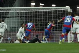 El Real Madrid cae en Moscú y pone en un aprieto a Lopetegui