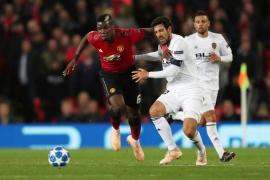 El Valencia arranca un empate ante el Manchester