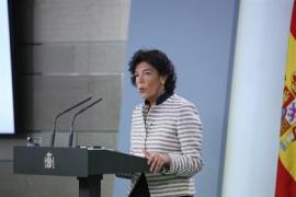 El Gobierno responde a Torra que «no acepta ultimatums» y apuesta por el autogobierno frente a la independencia