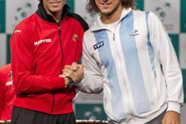 Nadal y Mónaco abrirán la final; Nalbandian queda inicialmente para el dobles