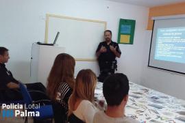 Palma crea una unidad de Policía Tutor para concienciar a los estudiantes de secundaria