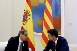 Torra invita por carta a Sánchez a una reunión para abordar la autodeterminación