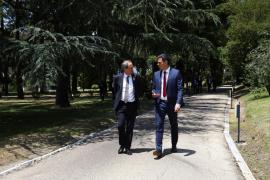 El Gobierno dice que no es el momento para fijar un encuentro entre Sánchez y Torra