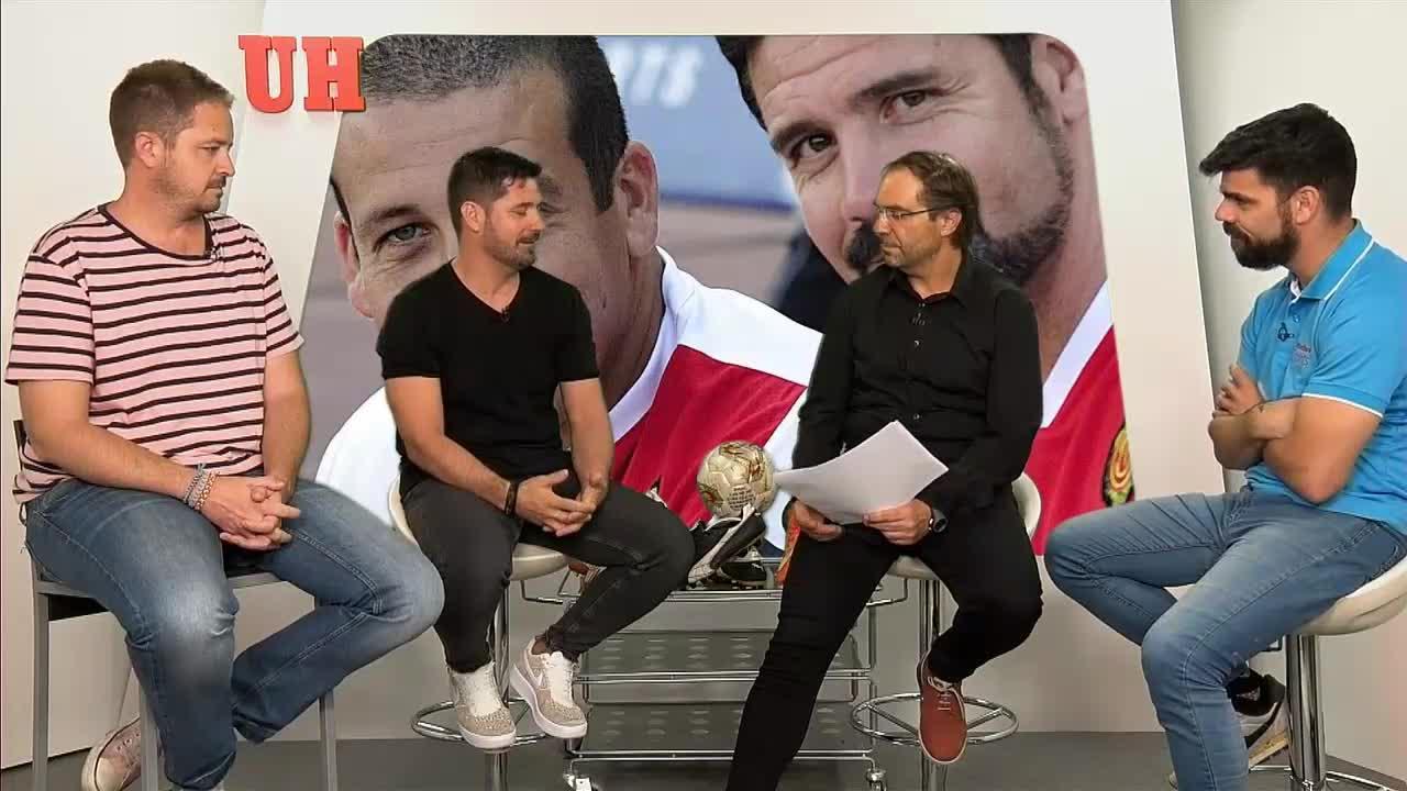 José León, una vida en el Real Mallorca