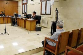 Condenado un abuelo a seis años de cárcel por abusar de tres nietas en Palma