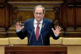 Quim Torra reitera su ultimátum a Sánchez tras la negativa del Gobierno a fijar un encuentro