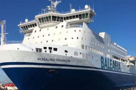 Alarma en el puerto de Palma por el sonido de la sirena de incendios de un barco