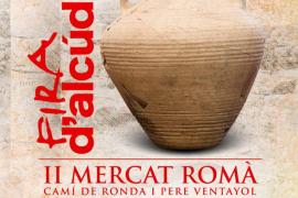 El Mercat Romà regresa a la Fira d'Alcúdia
