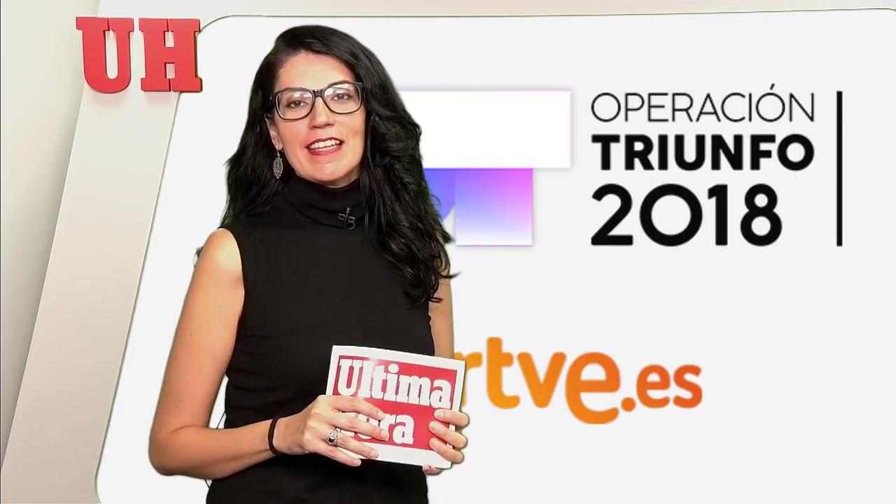 Joan Garrido, de nuevo en la cuerda floja de Operación Triunfo