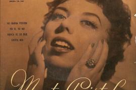 Fallece Marta Christel, cantante en la 'Mallorca dorada'