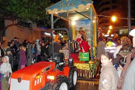 Inca elimina los 600 euros de ayuda a las carrozas de Reyes