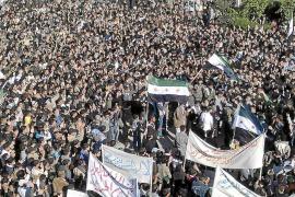 La ONU asegura que la situación en Siria es ya la de una guerra civil