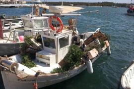 Interceptan a cuatro pescadores furtivos de llampuga en el sur de Mallorca
