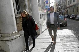 Una policía local de Palma niega que hubiera un equipo de espionaje en Sant Ferran
