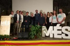 MÉS otorga el premio irónico 'Palma MÉS Indignada' a Margalida Durán en los 'Premis Sinofós'