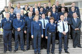 La Policía Local de Calvià celebra su día