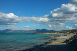 Localizan de madrugada a una pareja de excursionistas que se habían extraviado en Cap Farrutx