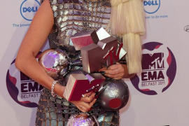 Lady Gaga: «No sé lo que es sentirse feliz al lado de un hombre»