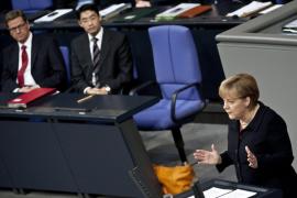 Merkel compara la crisis del euro con una «maratón» y dice que tardará años en resolverse