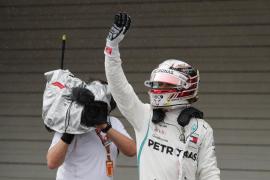 Hamilton firma en Suzuka su 'pole' número 80