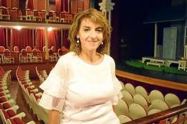 Llum Barrera: «Mi deseo es comprarme un teatro y trabajar con mi gente»