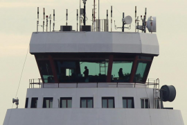Este lunes empieza el juicio a los controladores de Baleares por el caos aéreo de 2010
