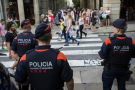 Ladrones armados asaltan una joyería en el Paseo de Gràcia de Barcelona