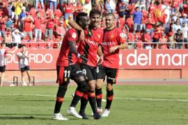 Real Mallorca-Tenerife, en directo