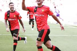 El Real Mallorca se gusta en Son Moix