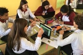 Los alumnos de Baleares, un 80 % menos vigilados por la Policía Nacional que hace tres años
