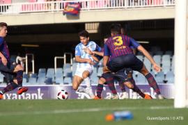 Punto de prestigio del Atlético Baleares en el Minestadi