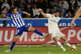 El Alavés aviva la crisis del Real Madrid
