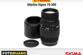 Objetivo Sigma 70-300