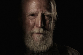 Muere el actor Scott Wilson, Hershel en 'The Walking Dead'