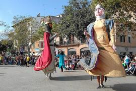 La cultura popular marca el fin de semana festivo previo a la 'Darrera Fira' de Llucmajor